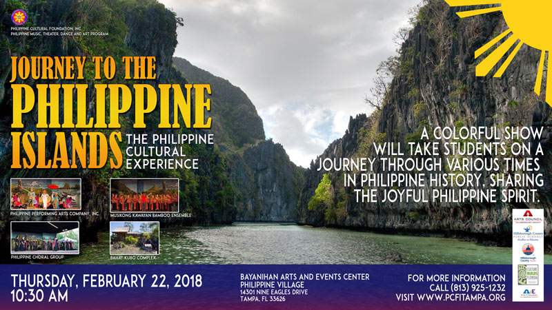 Journey to the Philippine Islands